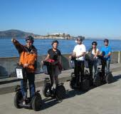 Segway Tours in SF