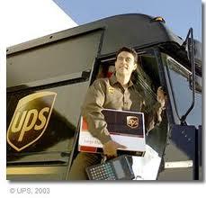 UPS Brown