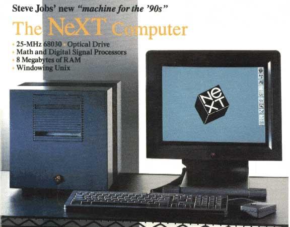 NEXT computer system