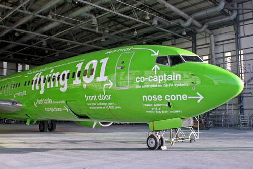 Kulula Plane Decorations