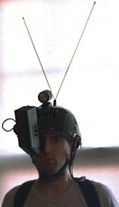 Steve Mann WearComp wearable computer by the late 1970