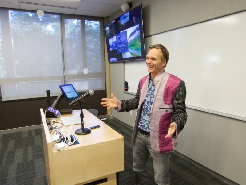 Gaston Remmers, Ph.D., Co-Founder, Platform Patient & Food Netherlands, presents at the Sage Conference held on September 19, 2015 at Stanford University.