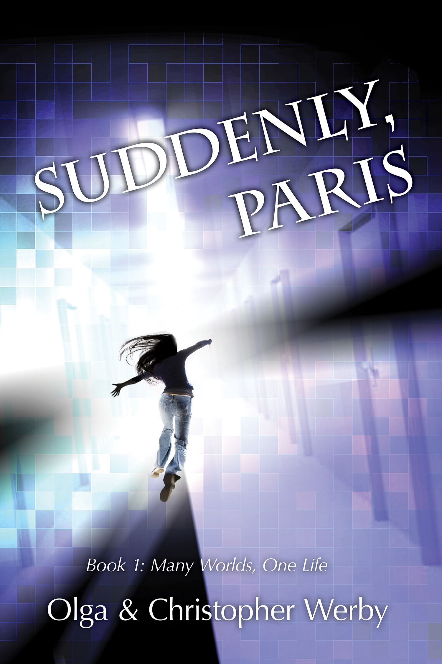 Suddenly Paris Cover Art