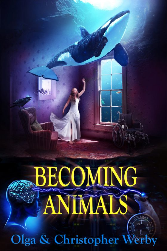 Cover: Becoming Animals