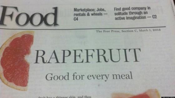Rapefruit