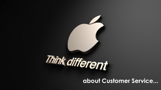 Apple Customer Service... Not