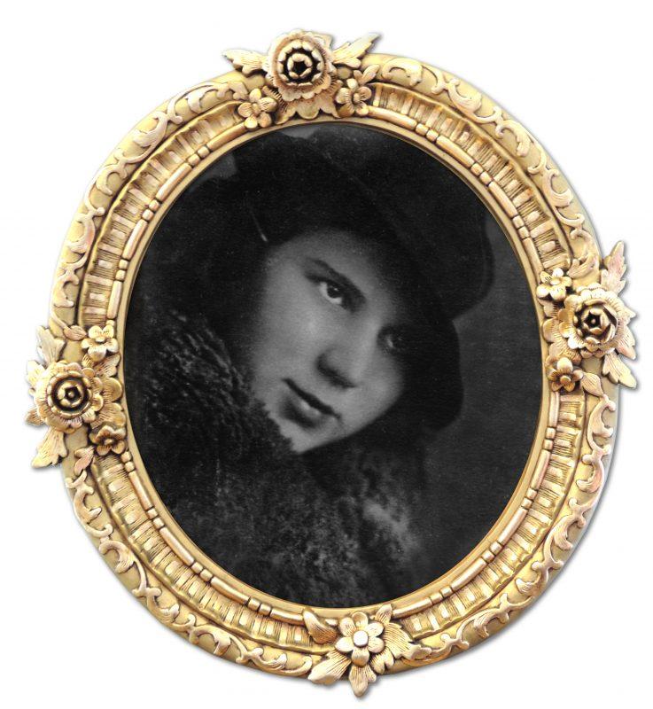 1934 Nadejda Nicholayvna Leigh (Kiselev)