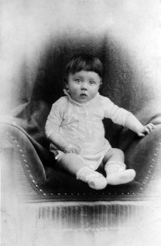 Adolf Hitler, Kinderbild