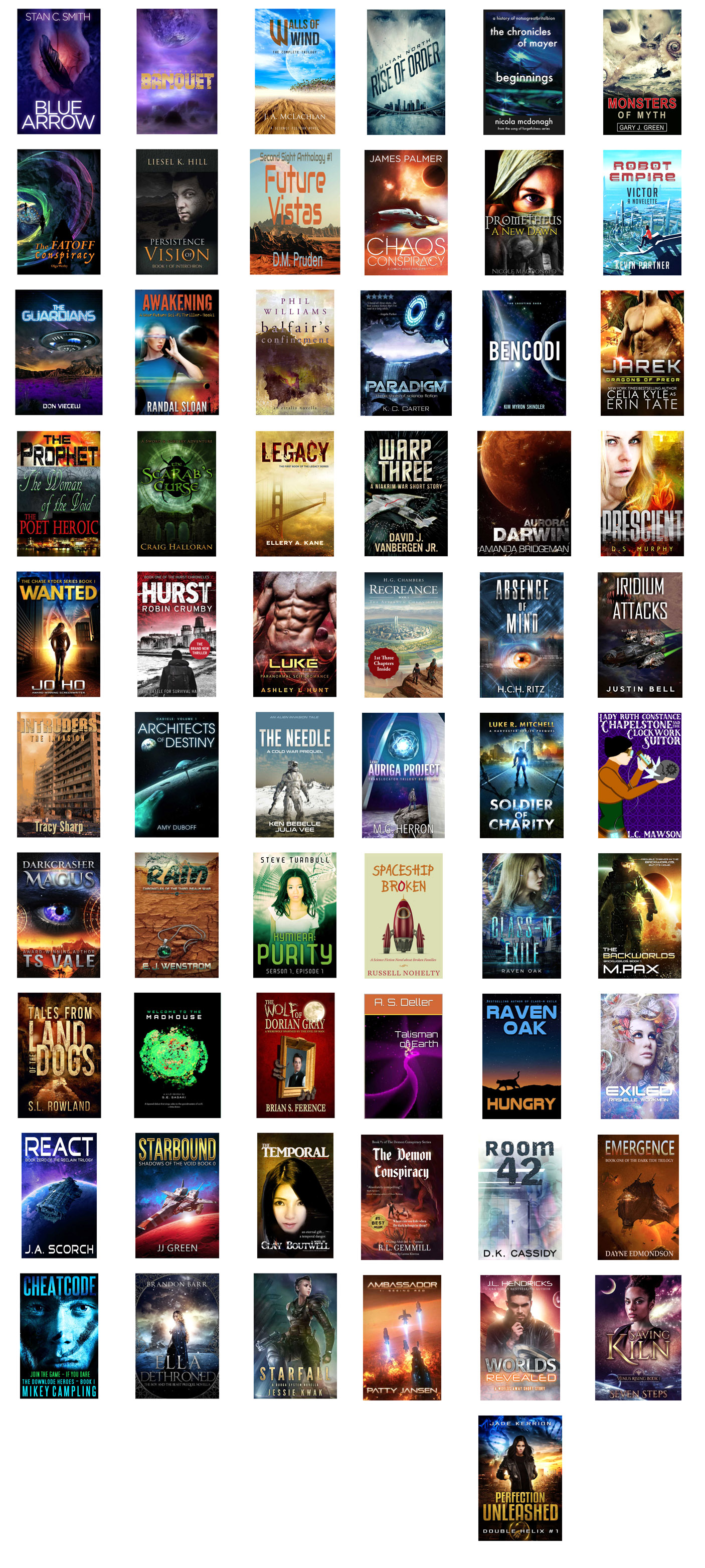 2017-07-21 SciFi Book Promotion from Bookfunnel